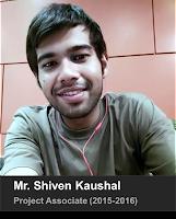 Mr. Shiven Kaushal