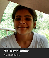 Ms. Kiran Yadav