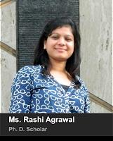 Ms. Rashi Agarwal