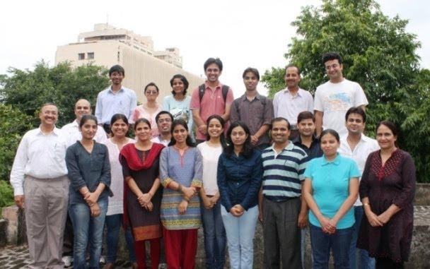 (Bottom to top) First row: L-R: Prof. Ashwini K. Agrawal, Ms. Sukhmanjot Kaur, Ms. Ratyakshi Nain,  Ms. Kamlesh, Ms. Archana, Mr. Prasanta Panda, , Dr. Bhavana Sharma,  Prof. Manjeet Jassal    Second Row: L-R:  Mr. Sidhharth Sirohi, Ms. Deepika Gupta, Mr. Dhirender Singh,  Ms. Nidhi Goyal, Mr. Girjesh and Mr. Raghav Mehra     Third Row: L-R: Mr. Sukhendu Mallick, Ms. Suchismita Bhabani, Ms. Kiran Yadav, Mr. Vaibhav Yadav, Mr. Shashank Jain, Mr. Ramesh Biswal and Mr. Akshay Wahi