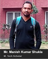 Mr. Manish Kumar Shukla