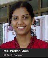 Ms. Prekshi Jain