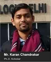 Mr. Karan Chandrakar
