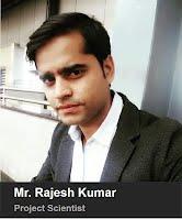 Mr. Rajesh Kumar