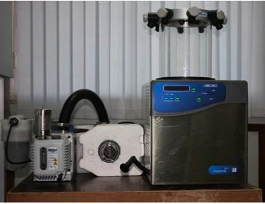 Lyophilizer (Free Zone 2 5 Liter Freeze Dry Systems