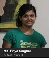 Ms. Priya Singhal