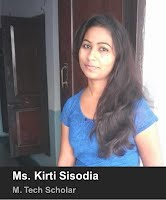 Ms. Kirti Sisodia