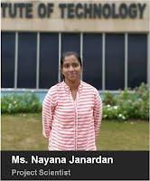 Ms Nayana Janardanan