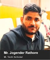 Mr. Jogender Rathore