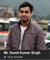 Mr. Sumit Kumar Singh